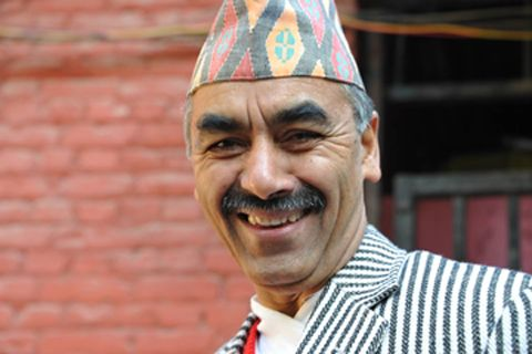 Bharat Basnet | Founder of Kantipur Temple House and responsible tourism expert