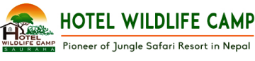 Hotel Wildlife Camp - Logo Full