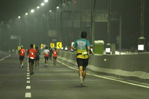 International Night Run Badung, 13 October 2019