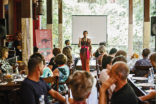 Ubud Writers & Readers Festival Ubud, 23 – 27 October 2019