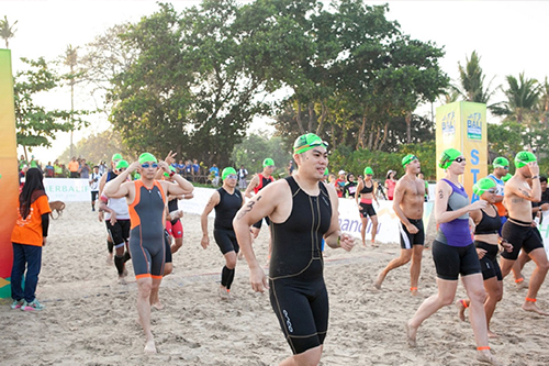 Herbalife Bali International Triathlon Sanur, 24 November 2019