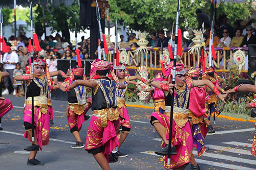 Semarapura Festival Klungkung, 28 April – 2 May 2019