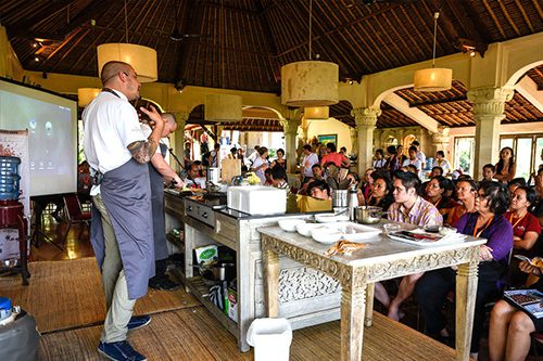 Ubud Food Festival Ubud, 26 – 28 April 2019