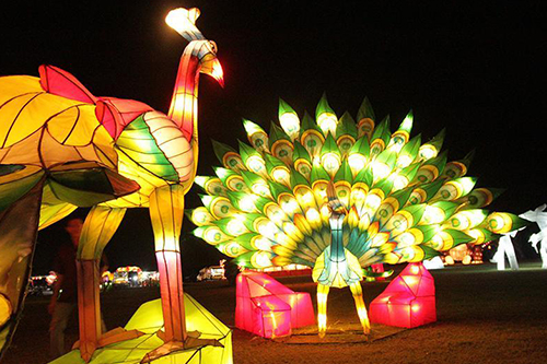 Nusa Dua Light Festival Nusa Dua, June – July 2019
