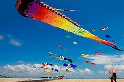 The 38th Annual Bali Kites Festival 2017