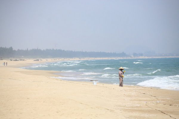 Ha My beach, Hoi An