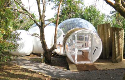 Le Mauricien - Bubble Lodge