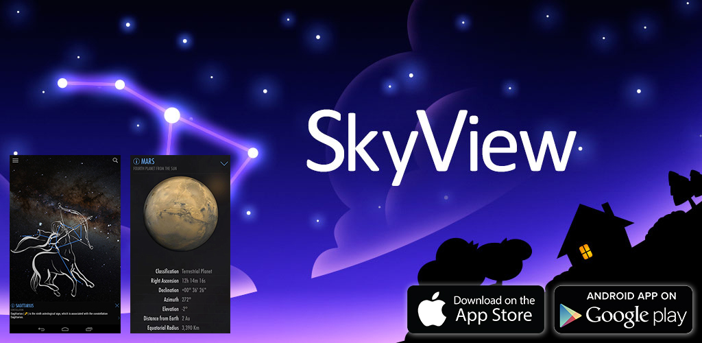 Get SkyView on the App Store