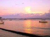 Beach at Sunset | Colibri Beach Villas | Mauritius