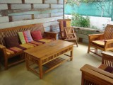 Seating Area | Colibri Beach Villas | Mauritius