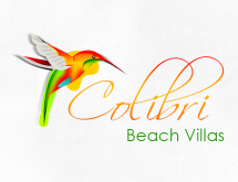 Colibri Beach Villas - Logo Full