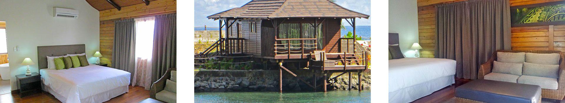 Island Villas - Aga Reef Resort - Samoa