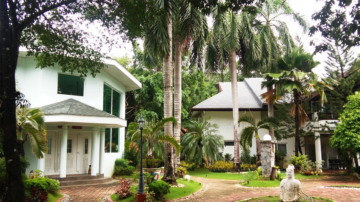 pinjalo resort villas official website boracay hotel home