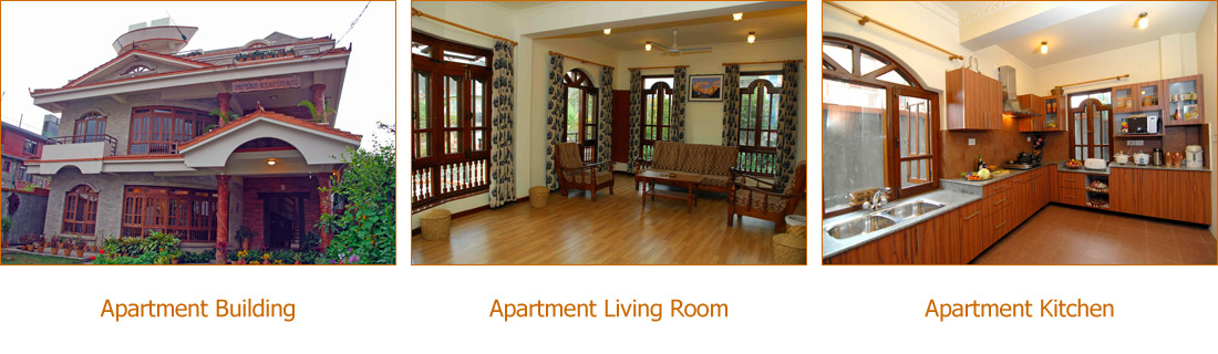 Luxurious apartments | Vardan Resort n' Apartment in Pokhara | Book online directly