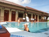 Swimming Pool | Makara Bungalows | Sihanoukville, Cambodia