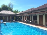 Swimming Pool| Makara Bungalows | Sihanoukville, Cambodia