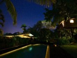 Night View | Tree Lodge | Mauritius