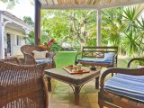 Seating Area | Tree Lodge | Mauritius