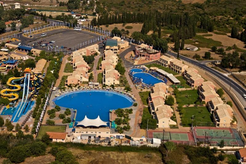 Aqualand Resort Corfu Greece