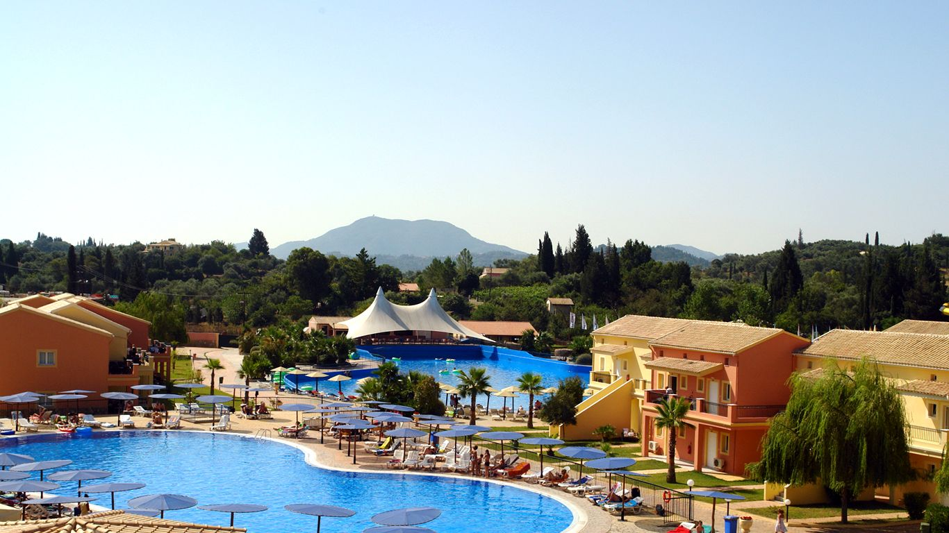 Aqualand Resort Corfu - Banner