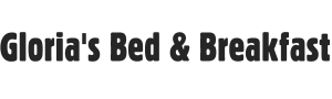 Gloria's Bed & Breakfast - Logo Full