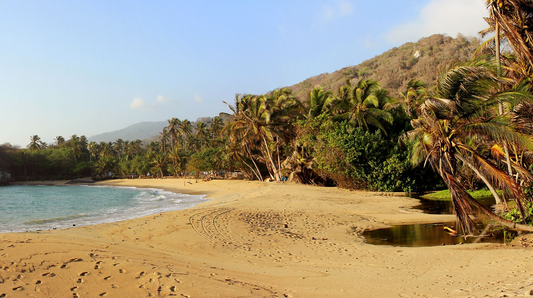Tayrona National Park Hotels - Banner