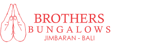 Brothers Bungalows Balangan - Logo Full