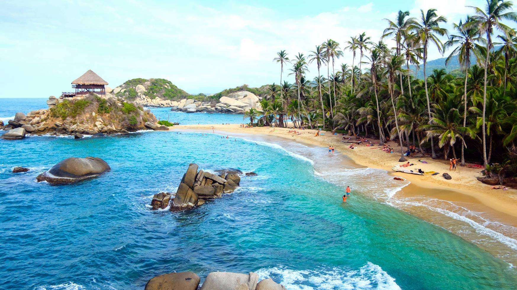 Tayrona National Park - Banner