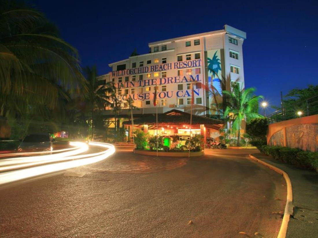 Wild Orchid Beach Resort Inc Website Olongapo Hotel