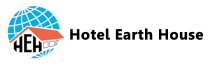 Hotel Earth House - Logo Full