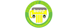 Jeepney Hostel & Kite Resort - Logo Full
