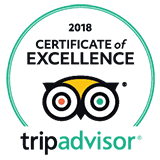 TripAdvisor Certificate of Excellence 2018 Award | Hidden Paradise Guest House | Pokhara - Nepal