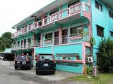 Front View - Lehns Hotel and Apartments - Koror, Palau
