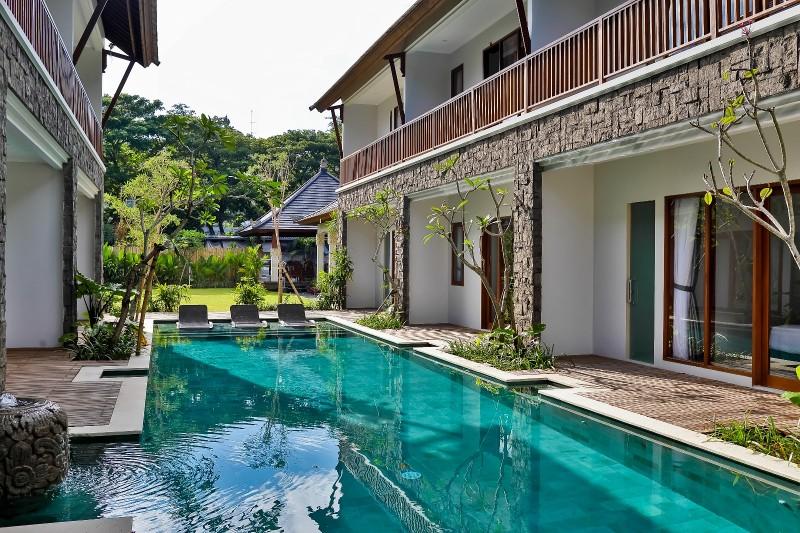 Mahana Boutique Apartment Denpasar Bali