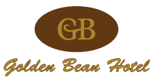 Golden Bean Hotel - Logo Full