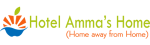 Amma's Home - Logo Full