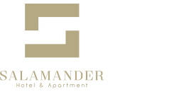 Salamander Hotel and Apartment - Logo Full