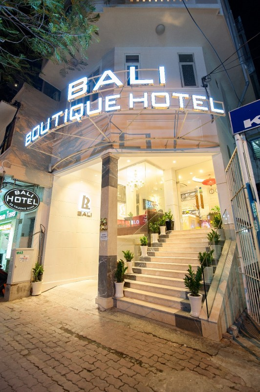 Bali ben thanh hotel the friendly boutique hotel in ho for Boutique hotel bali