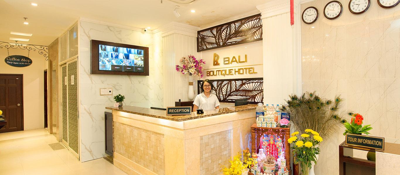 ... Bali Ben Thanh Boutique Hotel - Banner 5