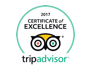 TripAdvisor Certificate of Excellence 2017 | Hotel Mount View Pokhara