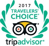 Travelers Choice Winner 2017