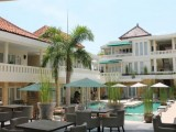 Restaurant By The Pool, Bali Court Hotel & Apartments, Kuta, Bali - Indonesia