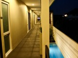 Terrace | Eazy Suite Hotel