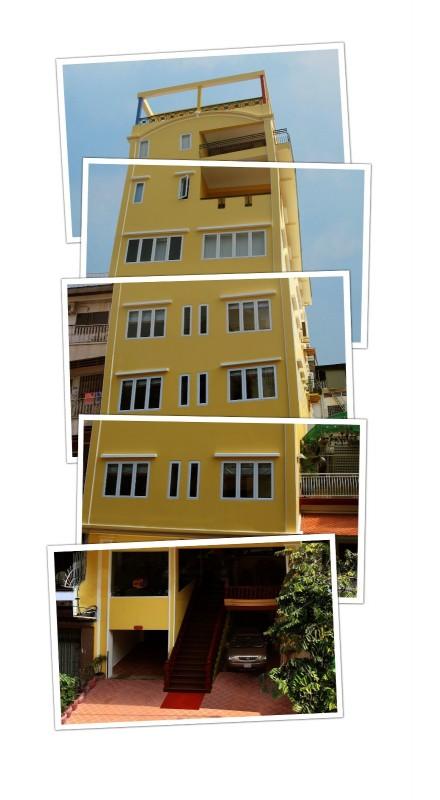 Hotel Overview | Golden House International Hotel | Phnom Penh, Cambodia