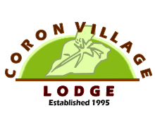 Coron Village Lodge - Logo Full
