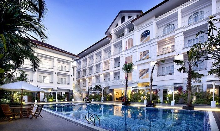 Gallery Prawirotaman Hotel Mergangsan Yogyakarta