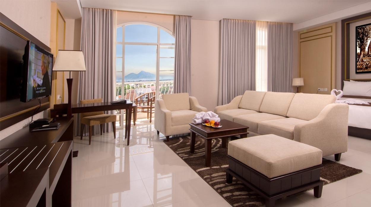 Suite Room Gallery Prawirotaman Hotel Mergangsan Yogyakarta
