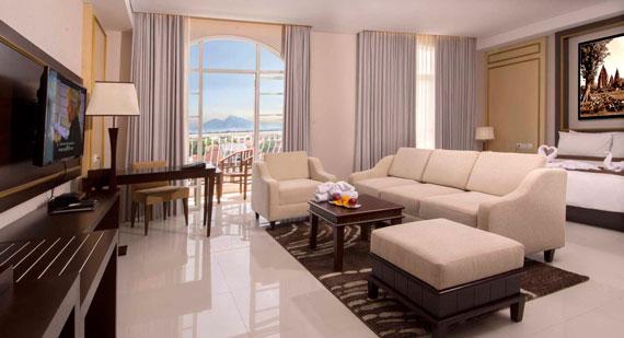 Suite Room Gallery Prawirotaman Hotel