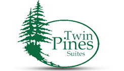 Twin Pines Suites - Logo Full