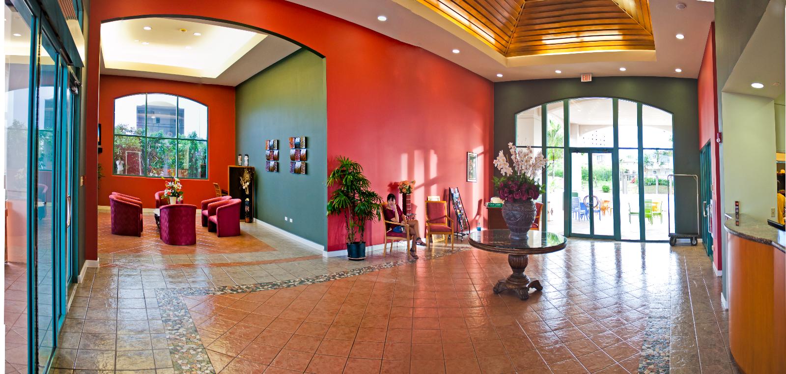 Photo Gallery Garden Villa Hotel Tumon Guam At The